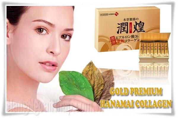 Gold premium hanamai collagen - chiết xuất từ sụn vi cá mập có tốt không