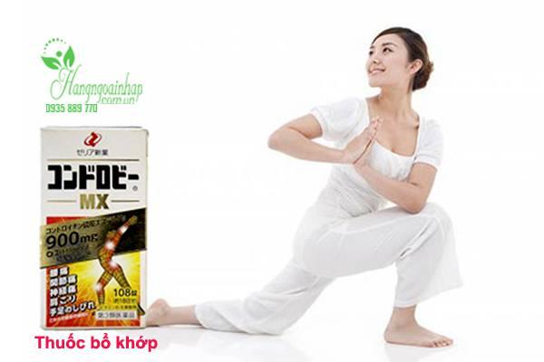 Thuốc bổ xương khớp MX Chondroitin của Nhật