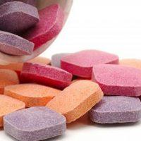 Kẹo dẻo vitamin cho người lớn - Tổng hợp vitamin thiết yếu