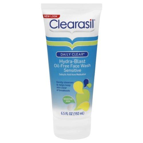 Trị mụn tại nhà hiệu quả với sữa rửa mặt Clearasil
