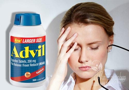 Thuốc Advil giá bao nhiêu? Mua ở đâu?
