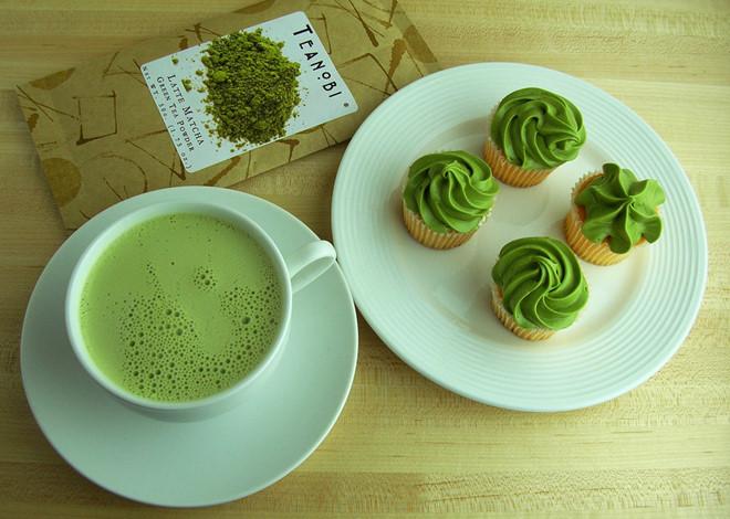 Bột trà xanh giá bao nhiêu trên thị trường