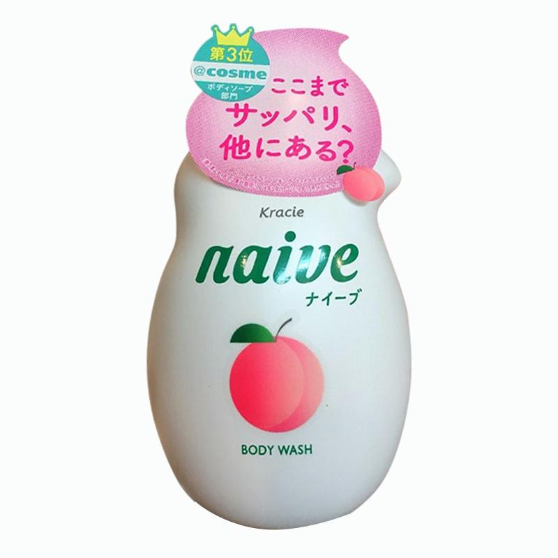 Sữa tắm kracie naive có tốt không? Thông tin chi tiết