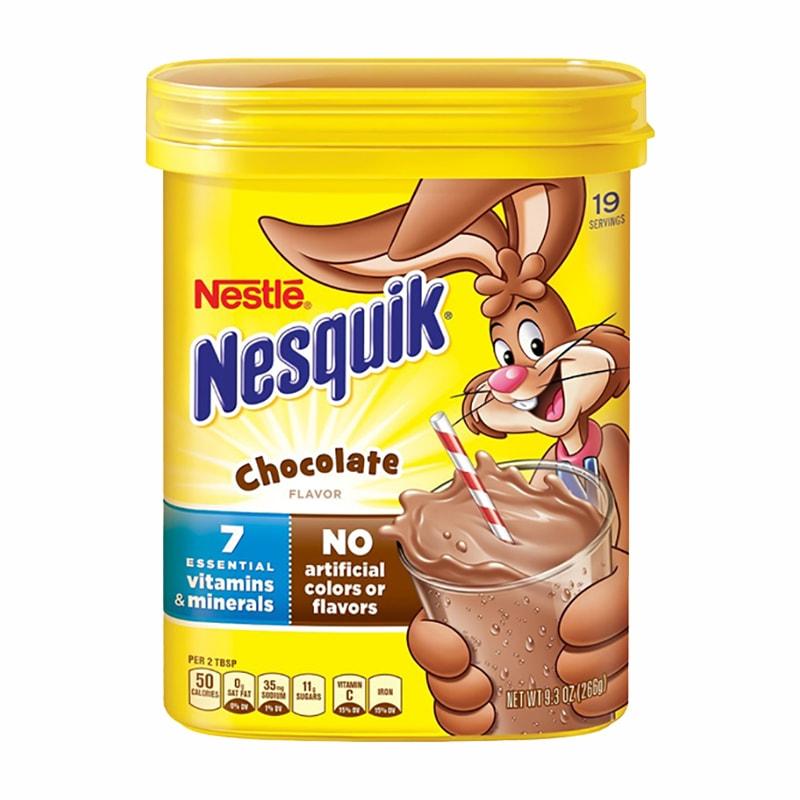Nestle Nesquik giá bao nhiêu? mua ở đâu uy tín nhất