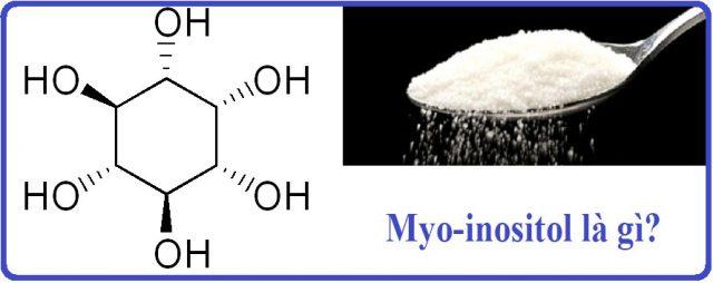 Myo-inositol là gì?