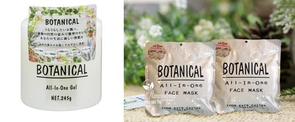 Mỹ phẩm Botanical của Nhật có tốt không ?