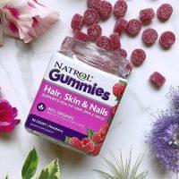 Hướng dẫn cách sử dụng Hair Skin Nails Gummies-1
