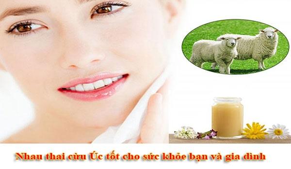 Viên uống nhau thai cừu rebirth có tốt không? Review + giá bán