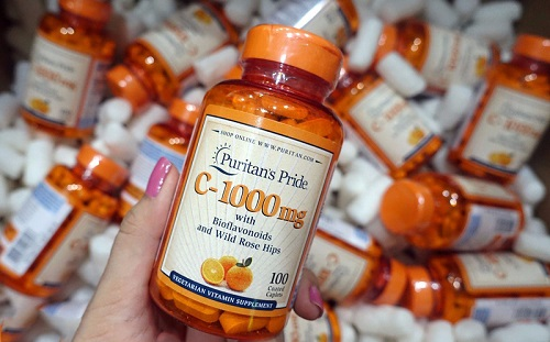 Viên uống vitamin C Puritan's Pride có tốt không?