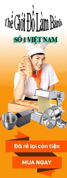 dụng cụ làm bánh