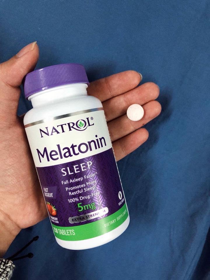 Thuốc natrol melatonin có tốt không? Câu trả lời từ chuyên gia