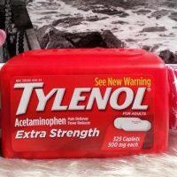 Viên uống Tylenol Extra Strength 500mg có tốt không-1