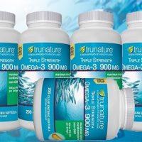 Viên uống dầu cá Omega-3 Trunature Triple Strength có tốt không-1