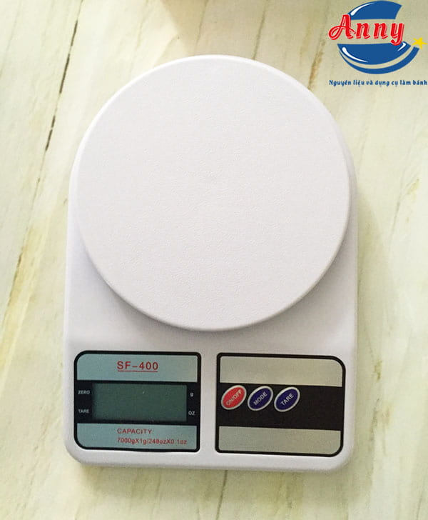Cân điện tử 5kg electronic kitchen scale ANNY