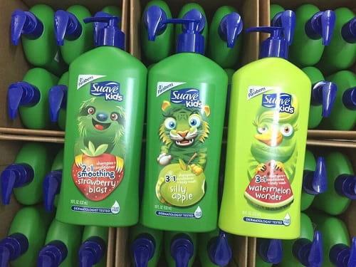 Sữa tắm Suave Kids có tốt không-2