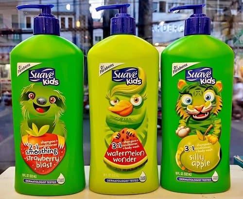 Sữa tắm Suave Kids có tốt không-3