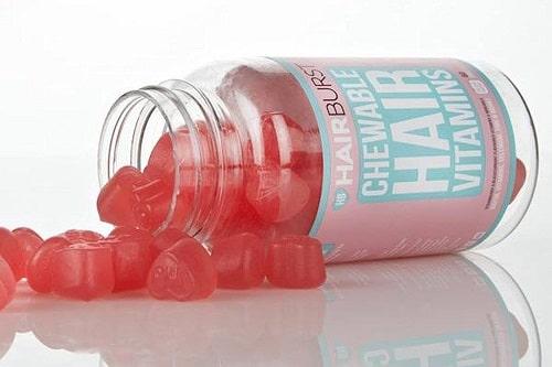 Kẹo mọc tóc HairBurst Chewable Hair Vitamins có tốt không2