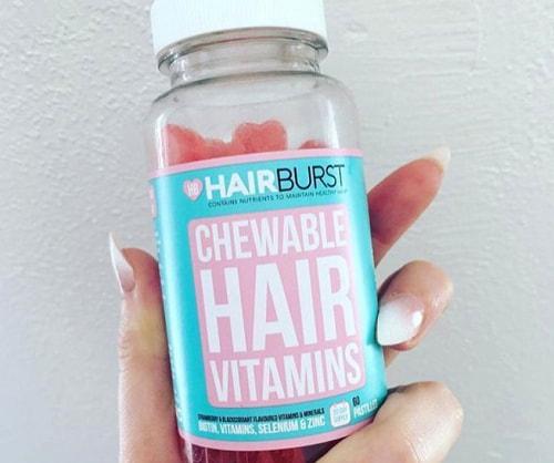 Kẹo mọc tóc HairBurst Chewable Hair Vitamins có tốt không-3