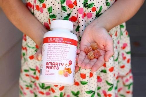 Kẹo vitamin Smarty Pants Kids có tốt không-3