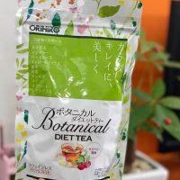 Trà giảm cân Botanical Diet Tea có tốt không-1