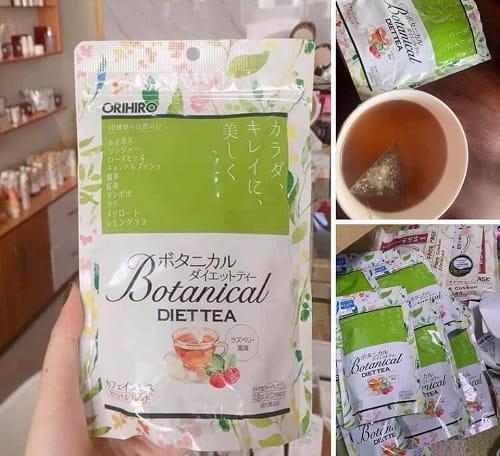 Trà giảm cân Botanical Diet Tea có tốt không-3
