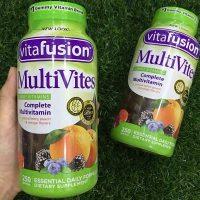 Kẹo vitamin Vitafusion MultiVites 250 viên có tốt không-1