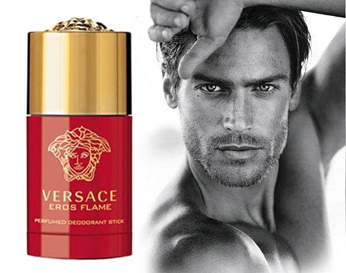 Lăn khử mùi Versace Eros Flame có tốt không?