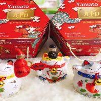 Set 3 rượu con mèo Yamato Japanese Whisky có tốt không-1