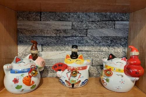 Set 3 rượu con mèo Yamato Japanese Whisky có tốt không-3