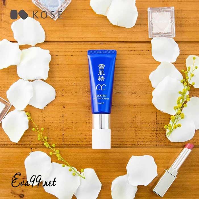 Review cc cream sekkisei có tốt không? Chính xác từ chuyên gia