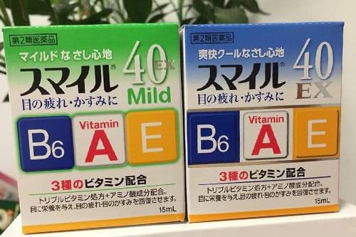 Thuốc nhỏ mắt Lion 40 Ex Mild có tốt không-2