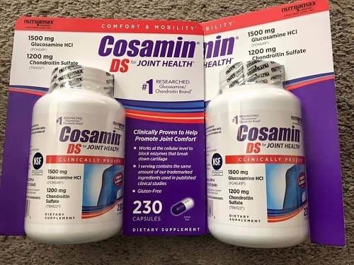 Viên uống bổ khớp Cosamin có tốt không?