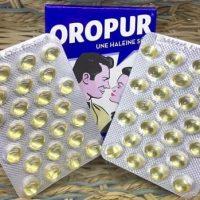 Viên uống trị hôi miệng Oropur có tốt không-1