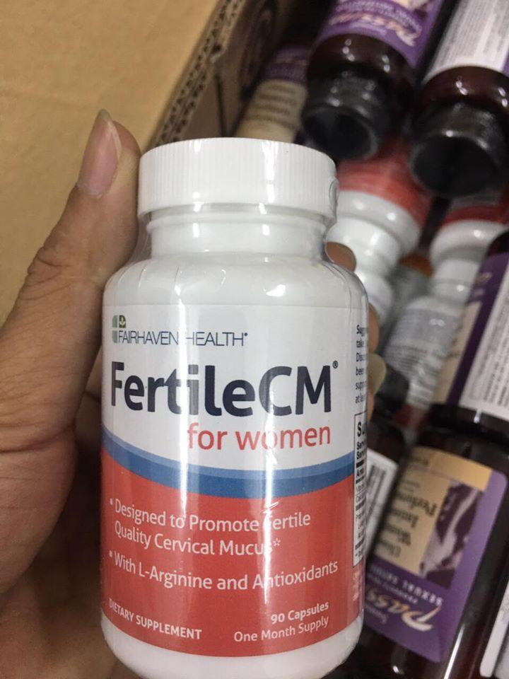 FertileCM For Women là gì? có tốt không?