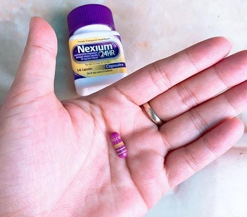Thuốc dạ dày Nexium 24HR của Mỹ review-3