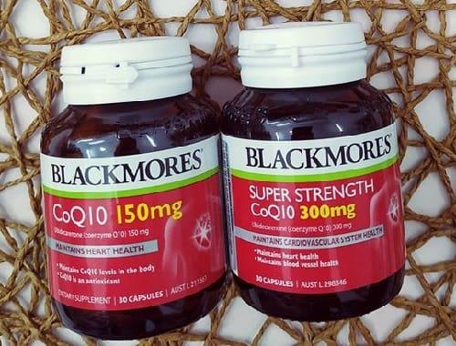 Review thuốc tim mạch Blackmores Super Strength Coq10 300mg-3