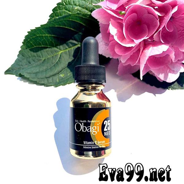 Obagi c25 serum neo trị nám Review chính xác có tốt không?
