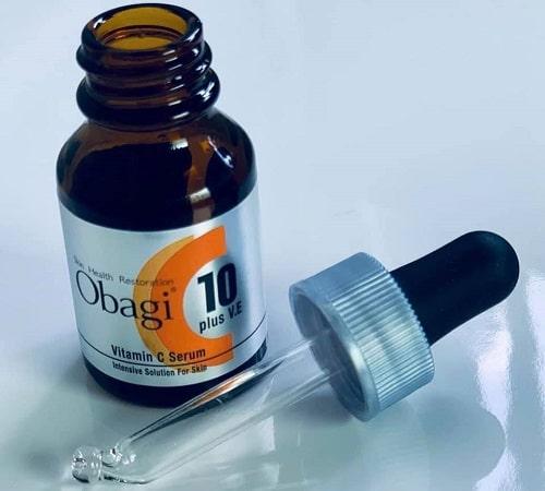 Review serum Obagi Vitamin C10 Plus V.E của Nhật-4