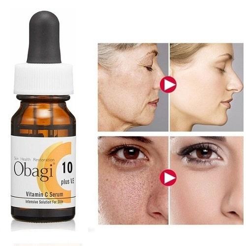 Review serum Obagi Vitamin C10 Plus V.E của Nhật-5