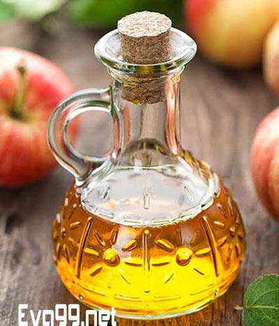 3. Tận dụng giấm táo để trị cảm cúm: