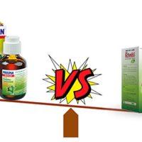 So sánh giữa thuốc ho Ích Nhi và Prospan loại nào tốt