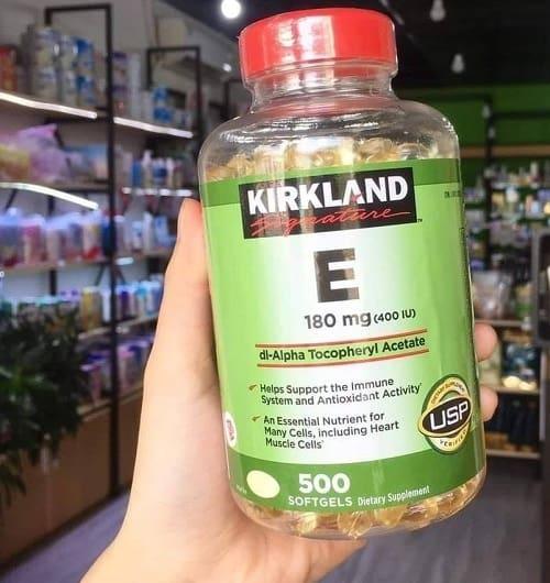 vitamin E Kirkland review-2