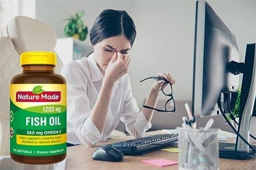 Viên dầu cá Nature Made Fish Oil 1200mg có tốt không-3