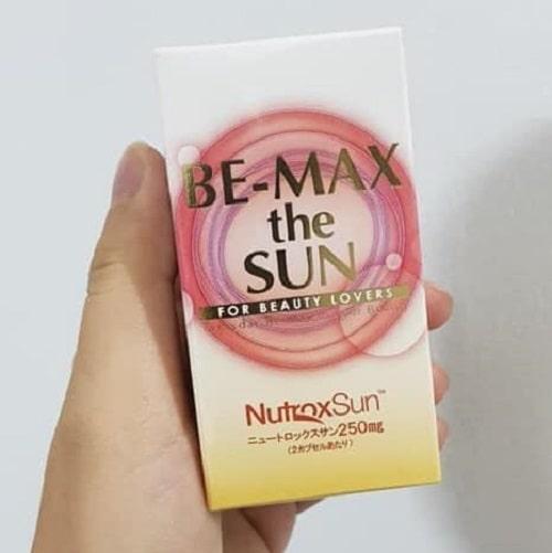 Viên chống nắng Be Max The Sun có tốt không-2