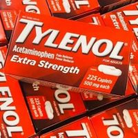 Viên uống Tylenol Extra Strength 500mg là thuốc gì-1