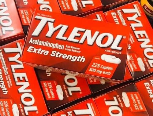 Viên uống Tylenol Extra Strength 500mg là thuốc gì?