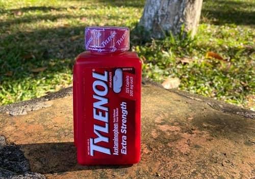 Viên uống Tylenol Extra Strength 500mg là thuốc gì-3