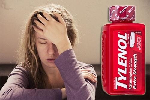 Viên uống Tylenol Extra Strength 500mg là thuốc gì-5