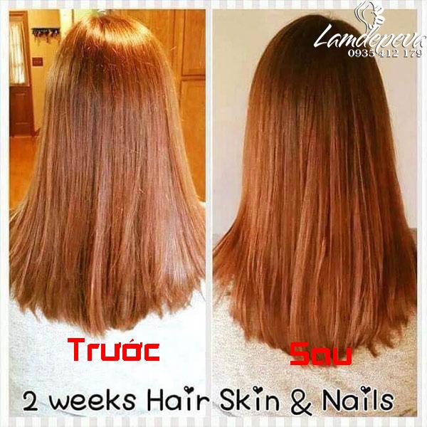 Hair Skin & Nails review tốt không? giá bao nhiêu tiền