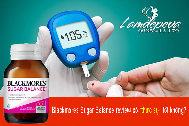 Blackmores Sugar Balance review có thực sự tốt không?